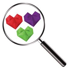 Hearts Search